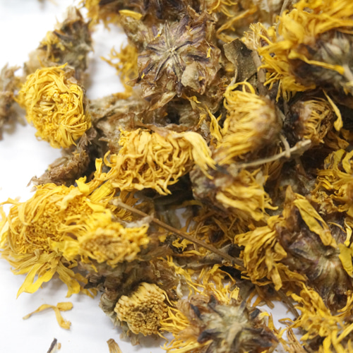 감국꽃 50g (Chrysanthemum Indicum Flower) 국산